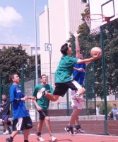 UNK Streetball by Kingfit