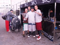 KingFit Streetball již 30.6.2011 na Gutovce