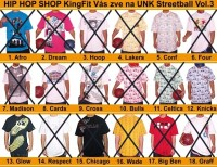 Registrace na 3. UNK Streetball by KingFit
