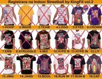 KingFit Indoor Streetball Vol.2