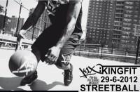 Report plus video z K1X Streetball by KingFit (KingFit Streetball vol.10)