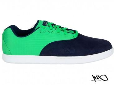 Boty K1X Cali navy/green