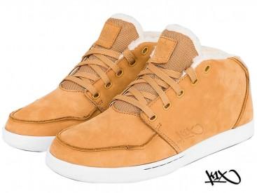 Boty K1X Mtp Le honey/white