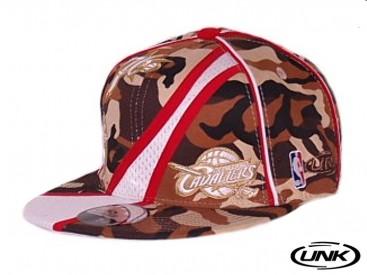 Cap UNK Cleveland Cavaliers camo