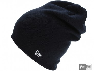 Čepice New Era Original Long Knit navy