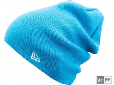 Čepice New Era Original Long Knit vice blue