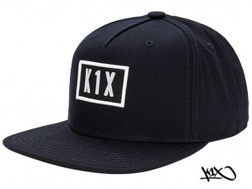 K1X Cap  straight up snapback cap Straight up Snapback Cap