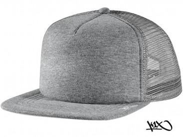 K1X Plain Tag Trucker Cap grey/white