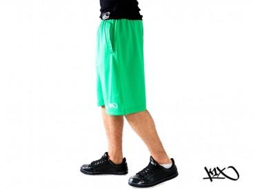 Kraťasy K1X Core Micro Mesh green