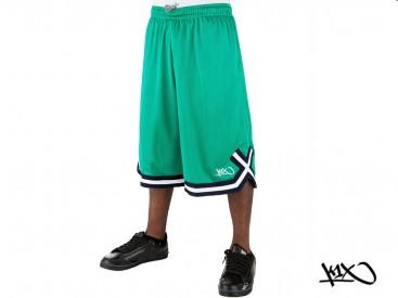 Kraťasy K1X Double X boston green