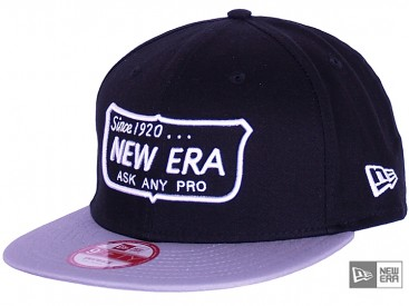 New Era Ask Any Pro Original Snapback Cap