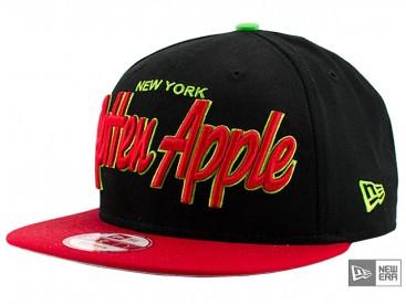 New Era BY Word NY Rotten Apple Snapback Cap