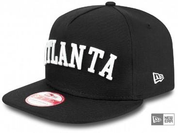 New Era Flip Up City Atlanta Braves Snapback Cap