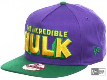 New Era Reverse Class Hulk Official Snapback Cap