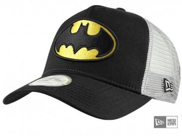 New Era Trucker Character Batman Cap