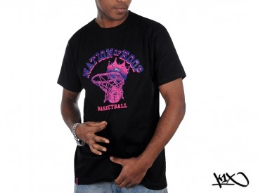 Triko K1X Hold It Down black/purple