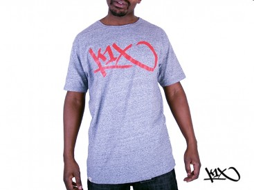 Triko K1X Tag charcoal/red