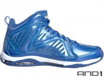 Boty AND1 ME8 Empire Mid sky blue