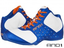 Boty AND1 Reign Mid White/Blue