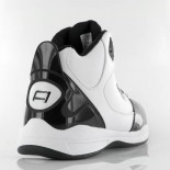 Boty AND1 Report Mid white/black