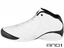 Boty AND1 Rocket 3.0 mid White/Black