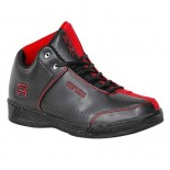 Boty AND1 Tai Chi black/white/varsity red