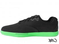 Boty K1X Cali black/neon green