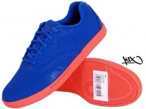 Boty K1X Cali blue/neon red