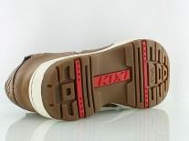 Boty K1X H1ke Allxs Le brown/ecru