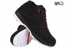 Boty K1X H1ke Allxs Te black/red/white