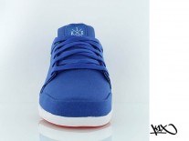 Boty K1X Lp Low blue/white/red