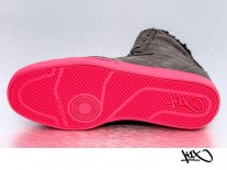 Boty K1X Shorty H1top Le grey/pink