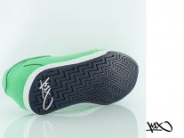 Boty KX Lp Low Green/white/black