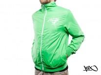Bunda K1X Classic Coach zelená