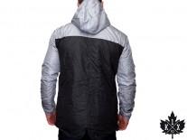 Bunda K1X Fullcourt Mountain Parka charcoal/black
