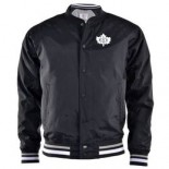 Bunda K1X Leaf Varsity black/white