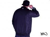 Bunda K1X MTP Nylon College black
