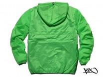 Bunda K1X Paradise Windbreaker green/lime