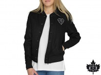 Bunda K1X Shorty Chapter Varsity black/white