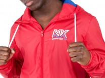Bunda K1X Track Logo xred