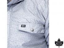 Bunda K1X Urban Hooded Fullzip MK6 charcoal