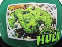 Čepice New Era Comic Panal Hulk