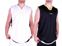 Dres AND1 Reversible Clog bílá/černá/žlutá