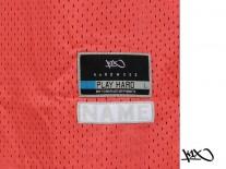 Dres K1X Hardwood Reversible Practice Mk2 x-red/grey