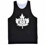Dres K1X Reversible Mesh Jersey black/white