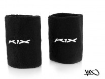 K1X Hardwood Wristbands black