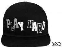 K1X Play Hard Snapback Cap