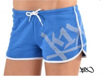 K1X Shorty Bootylicious Hot Pants royal