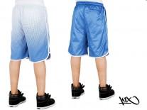 Kraťasy K1X Gradient Reversible vice blue/white