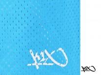 Kraťasy K1X Hardwood Reversible Practice Mk2 sky blue/white